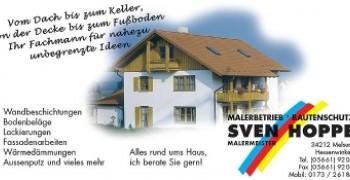 Sven Hoppe Malerbetrieb GmbH